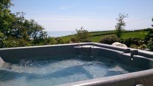 tub view