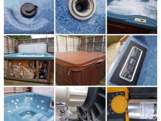 Spa and Hot tub repairs